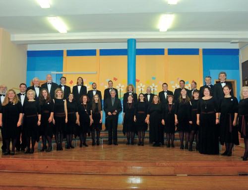 Umetniško vodenje Mešanega pevskega zbora Postojna prevzel maestro Matjaž Šček